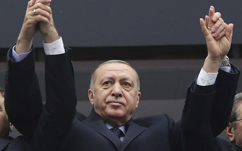 Turkey probing deadly Dutch shooting attack, Erdogan says