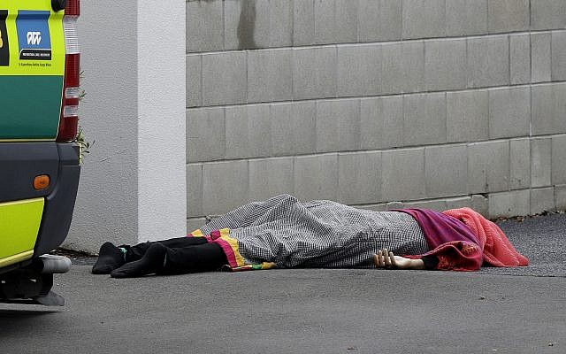 New Zealand Mosque Killer Charged With Murder, Flashes