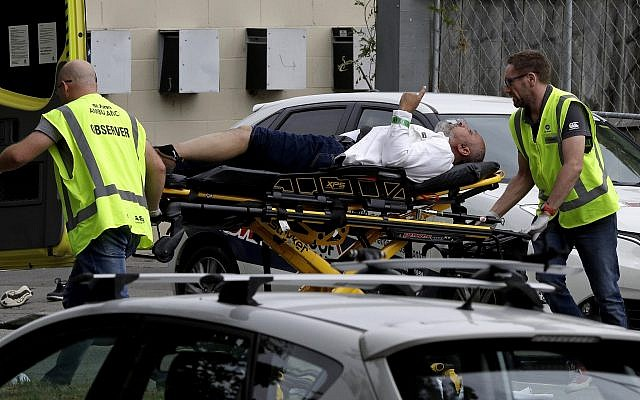 Nz Shooting Mosque News: Police Say 'multiple Fatalities' In Mass Shooting At Two