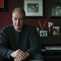 Ben Lieberman, whose 19-year-old son died in a crash involving distracted driving, is urging support for a legislative proposal, on May 10, 2017, that would make Nevada the first state in the US to allow police to use prototype technology to find out if a person was using a cellphone during a car crash. (AP Photo/Julie Jacobson, File)