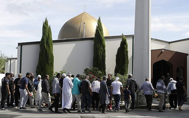 New Zealand mosque attack: Prime Minister Jacinda leads Friday call to prayers today