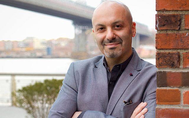 Author Boris Fishman (Stephanie Kaltsas)