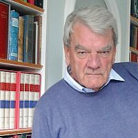 British Holocaust denier David Irving. (JTA)