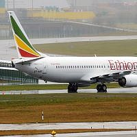 An Ethiopian Airlines Boeing 737 plane. (Wikipedia/Anna Zvereva/CC BY-SA)