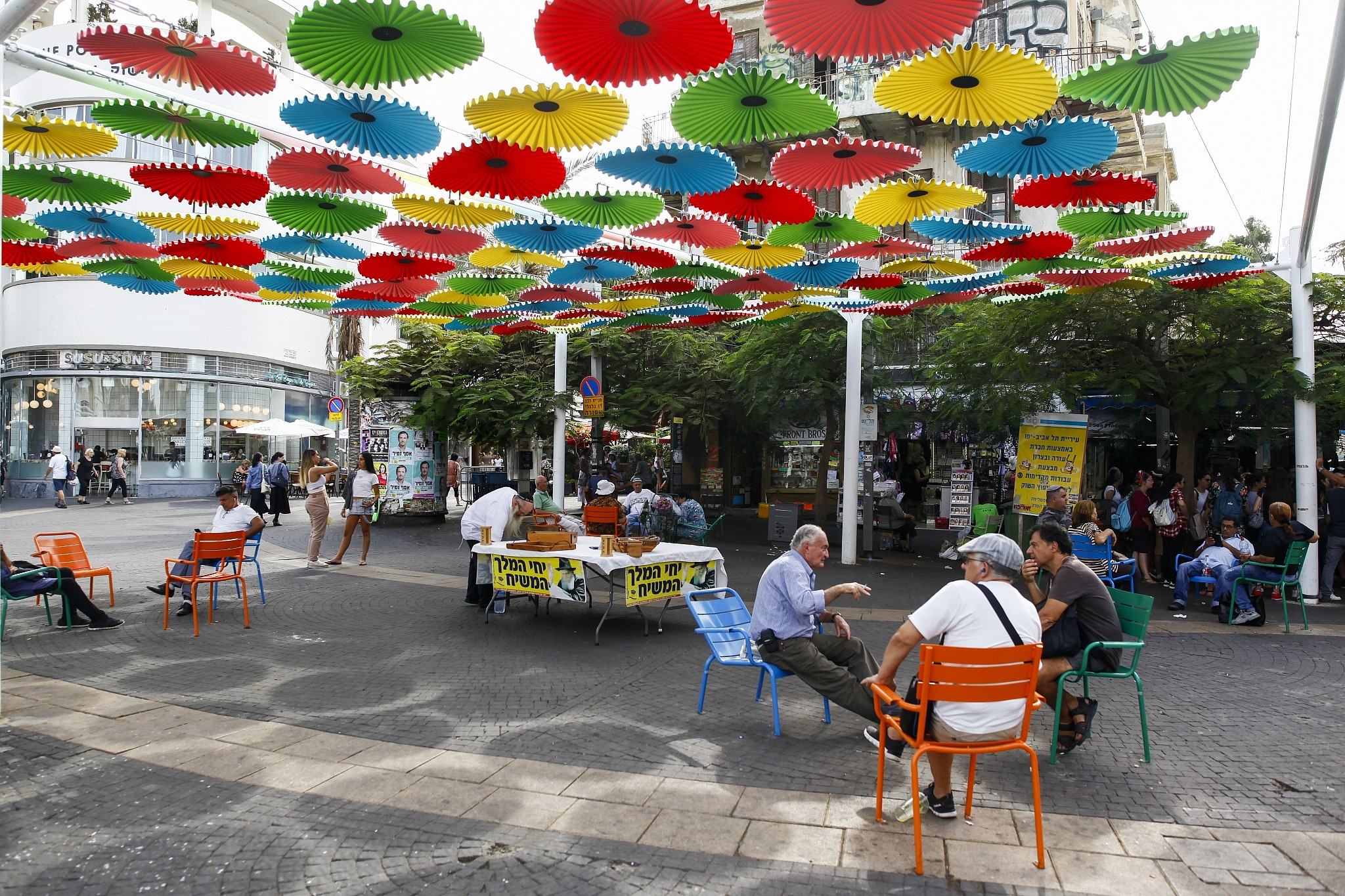 Tel Aviv number 21 in world 'best cities' ranking, first in
