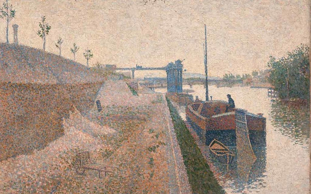 Germany to return Nazi-looted Signac painting to Jewish heirs