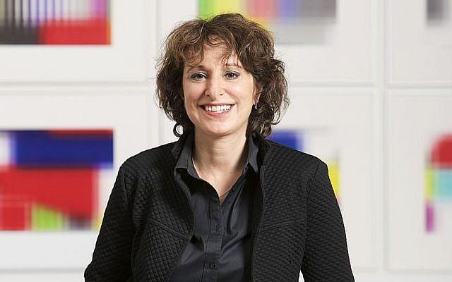 Shula Rijxman, the head of the Dutch Foundation for Public Broadcasting (Wikimedia/Creative commons)