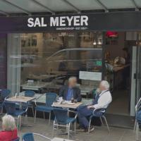 The Sal Meijer kosher restaurant in Amsterdam, Netherlands. Screenshot: (Google Street View)