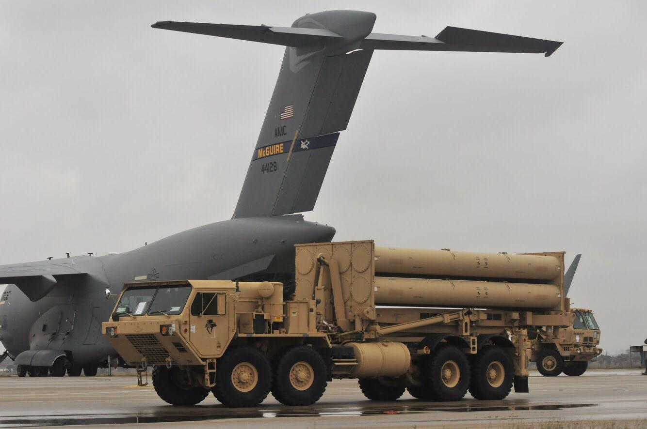 In first, United States deploys advanced THAAD missile defense system in Israel