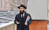 Chief Rabbi of Estonia Shmuel Kot. (Facebook)
