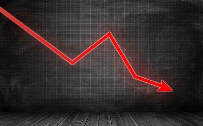 Illustrative image of an economic slowdown (earstd; iStock by Getty Images)