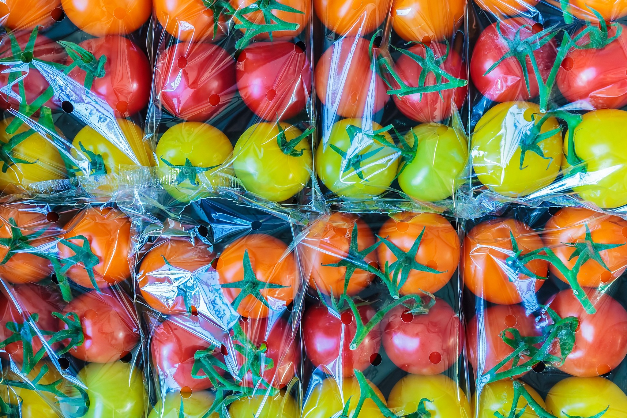 Waste not, wrap not? Environmentalists rip plan to cover produce in