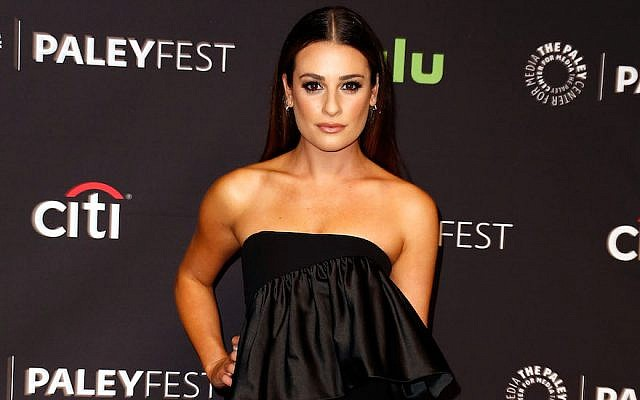 Lea Michele attends the The Paley Center for Media's 33rd Annual PaleyFest in Hollywood, California, March 12, 2016. (Randy Shropshire/Getty Images)