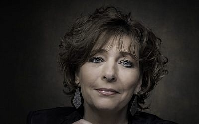 Esther Voet is the editor in chief of the Dutch Jewish magazine Nieuw Israëlietisch Weekblad. (Courtesy of NIW/via JTA)