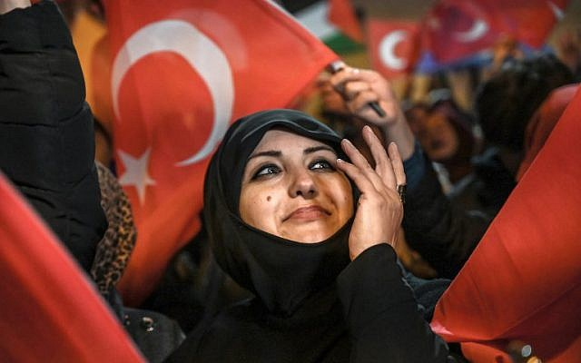 Turkey's president suffers setback in big cities at local elections