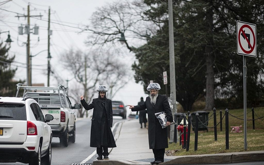 US Jewish man stabbed outside synagogue in upstate New York