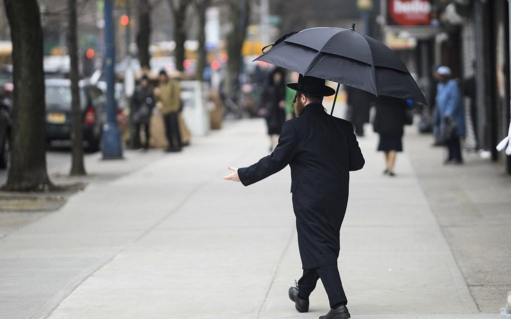 Hundreds attend ultra-Orthodox anti-vaccine event in New York