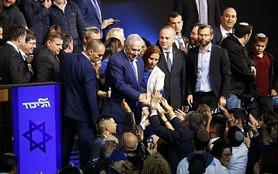 Gantz concedes; Israeli PM Netanyahu secures 5th term