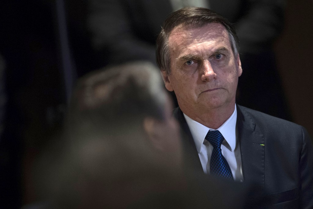 Rejecting criticism, Bolsonaro says Holocaust forgiveness comments