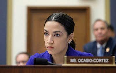 Ocasio-Cortez rips NY Times for report on Hope Hicks's subpoena