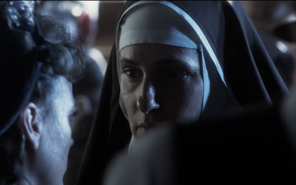 The new historical drama film 'A Rose in Winter' tells the complex story of Edith Stein, who was born into an Orthodox Jewish family in Germany in 1891, became a Carmelite nun in 1934 and died at Auschwitz in 1942. (Courtesy Joshua Sinclair)