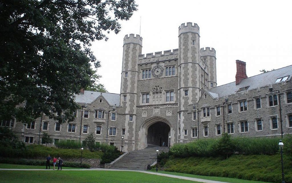 Princeton student body candidate called 'poor choice' since he served in IDF