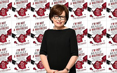 OPI founder and author of 'I'm Not Really a Waitress,' Suzi Weiss-Fischmann. (Kveller/JTA)