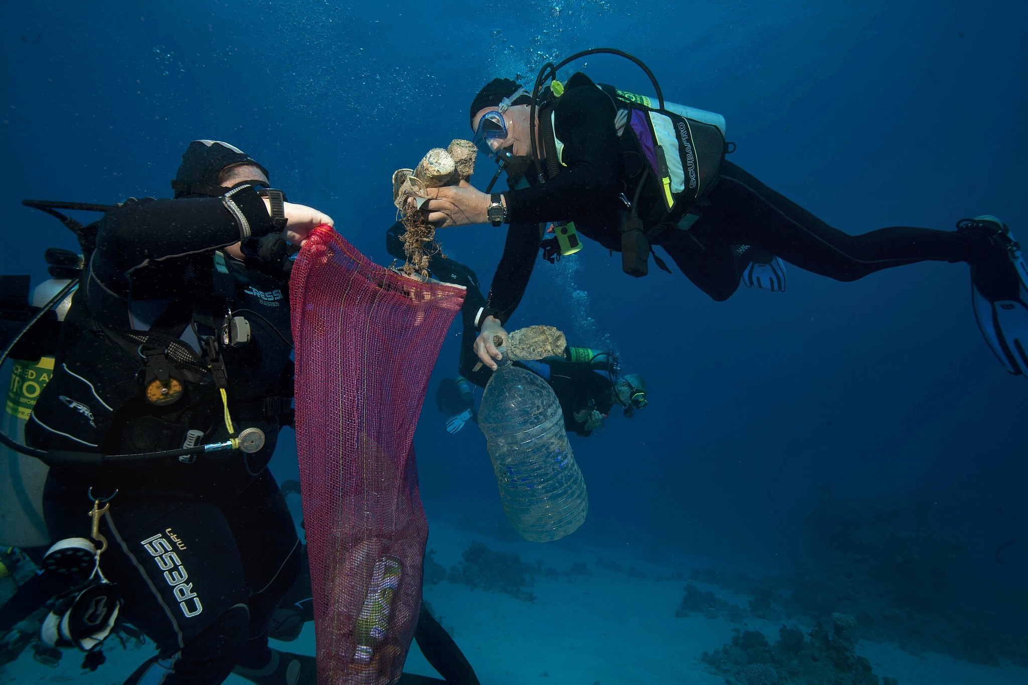 Egypt province banning single-use plastics to clean up Red Sea | The