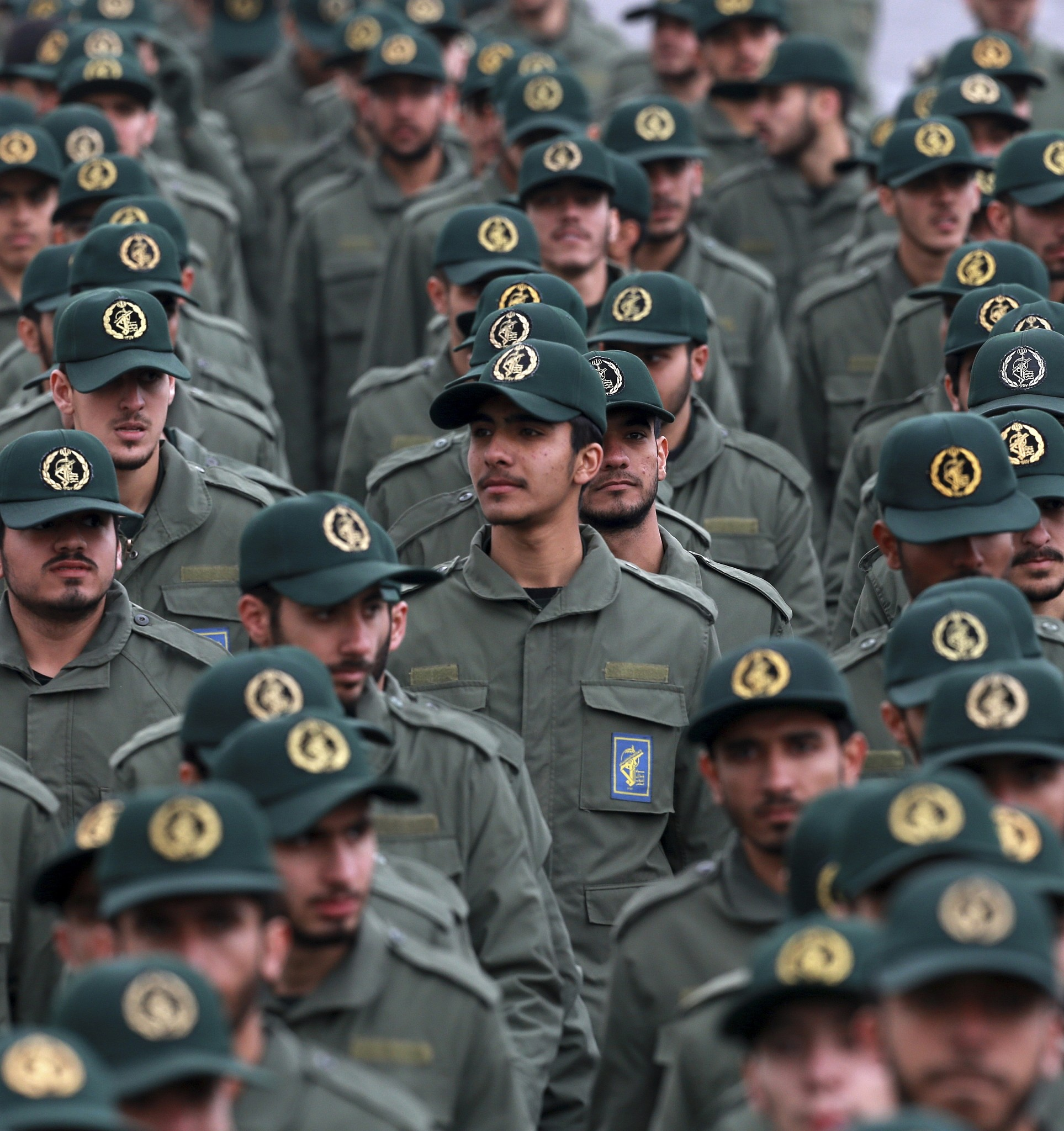 Why is the U.S.  calling Iran's Revolutionary Guard 'terrorists'?