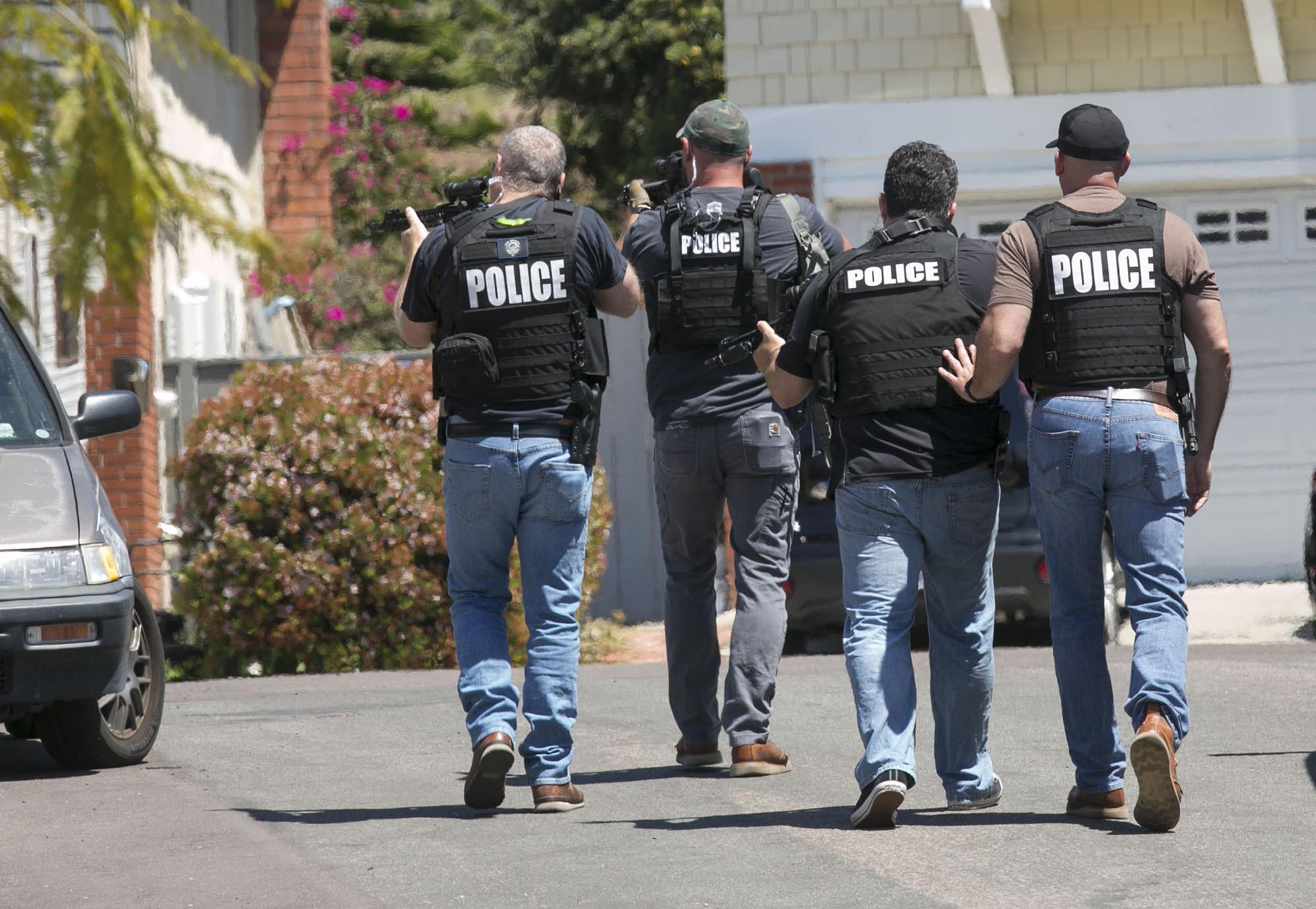 Poway synagogue shooter inspired by Hitler, unsealed affidavit shows