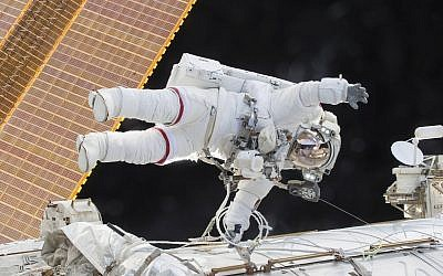 NASA's first all-female spacewalk happens today!