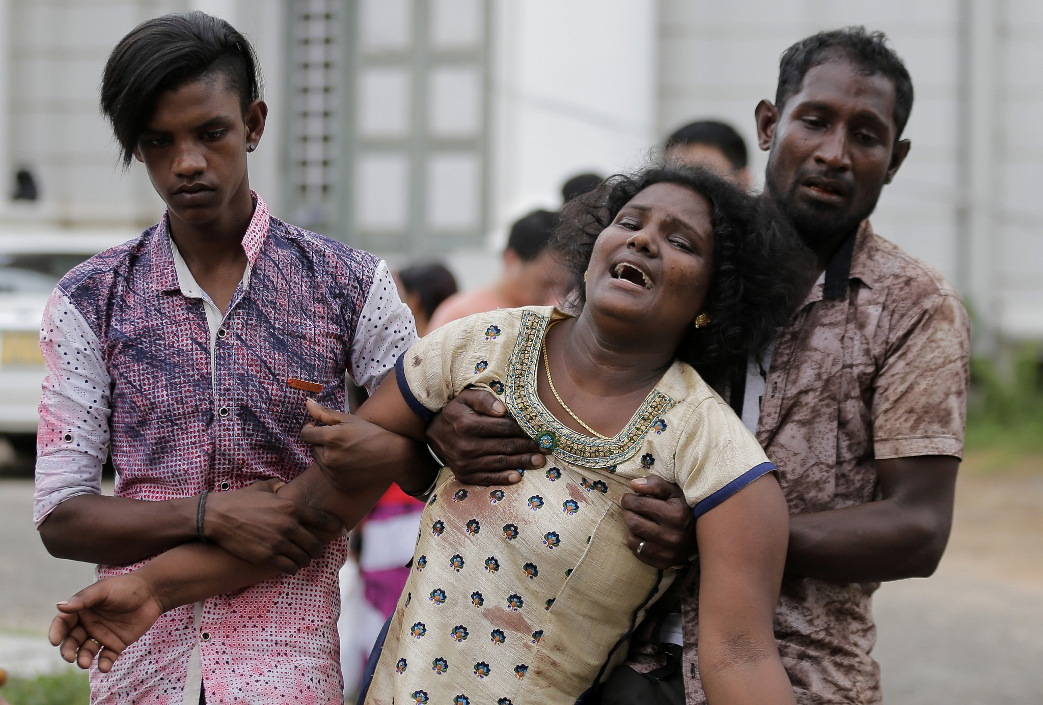 Image result for sri lanka bombing
