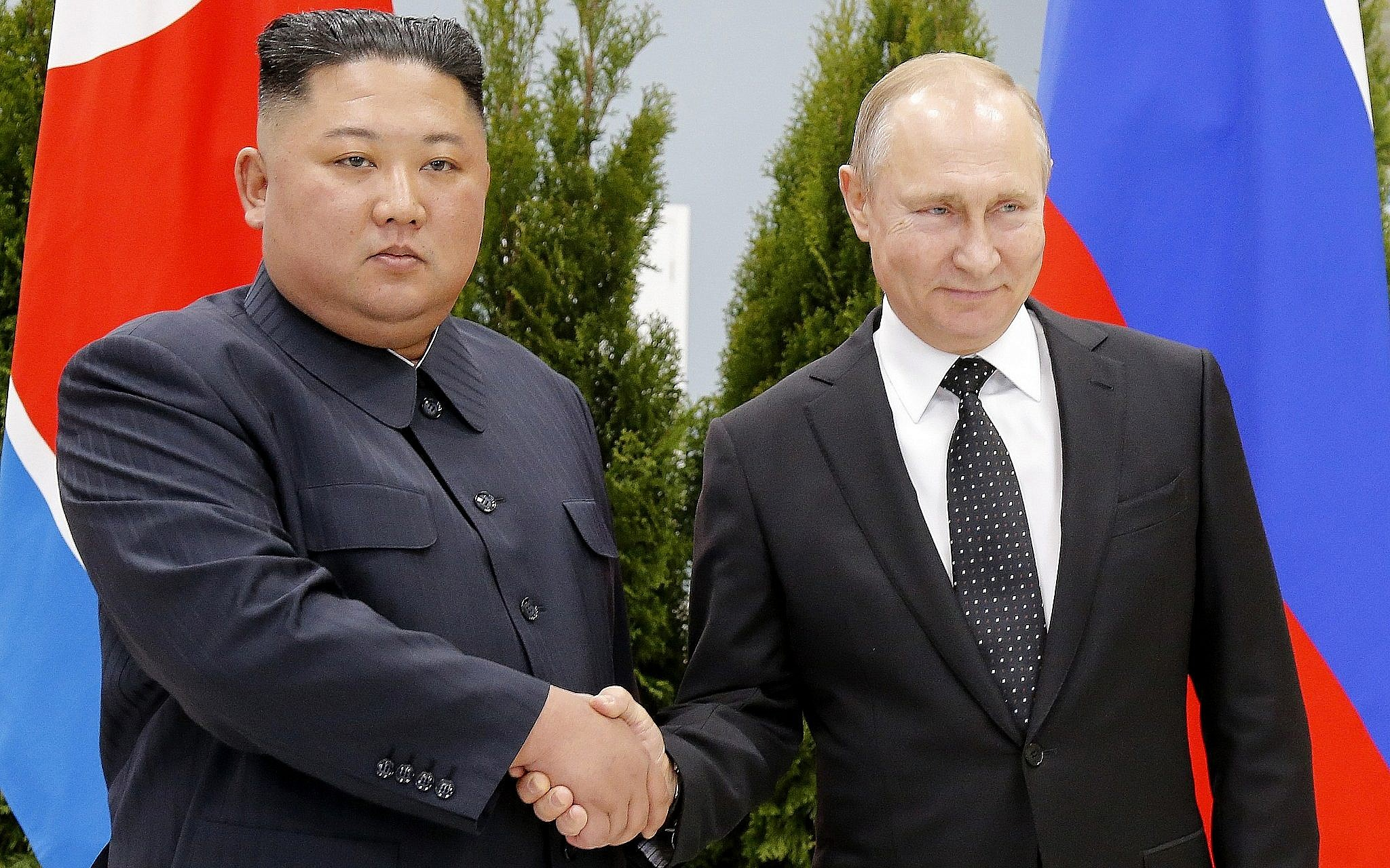 Ending Russia Trip North Korean Leader Says Us Acting In Bad Faith The Times Of Israel
