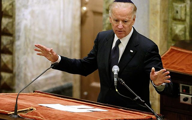 5 Jewish things to know about Joe Biden | The Times of Israel