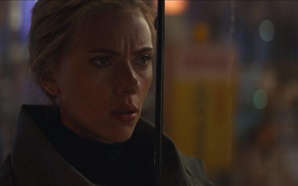 Scarlett Johansson as Black Widow in 'Avengers: Endgame.' (Courtesy Marvel Studios)