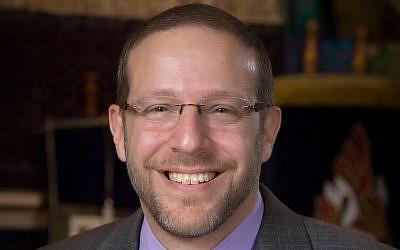 Rabbi Jacob Blumenthal (Rabbinical Assembly via JTA)