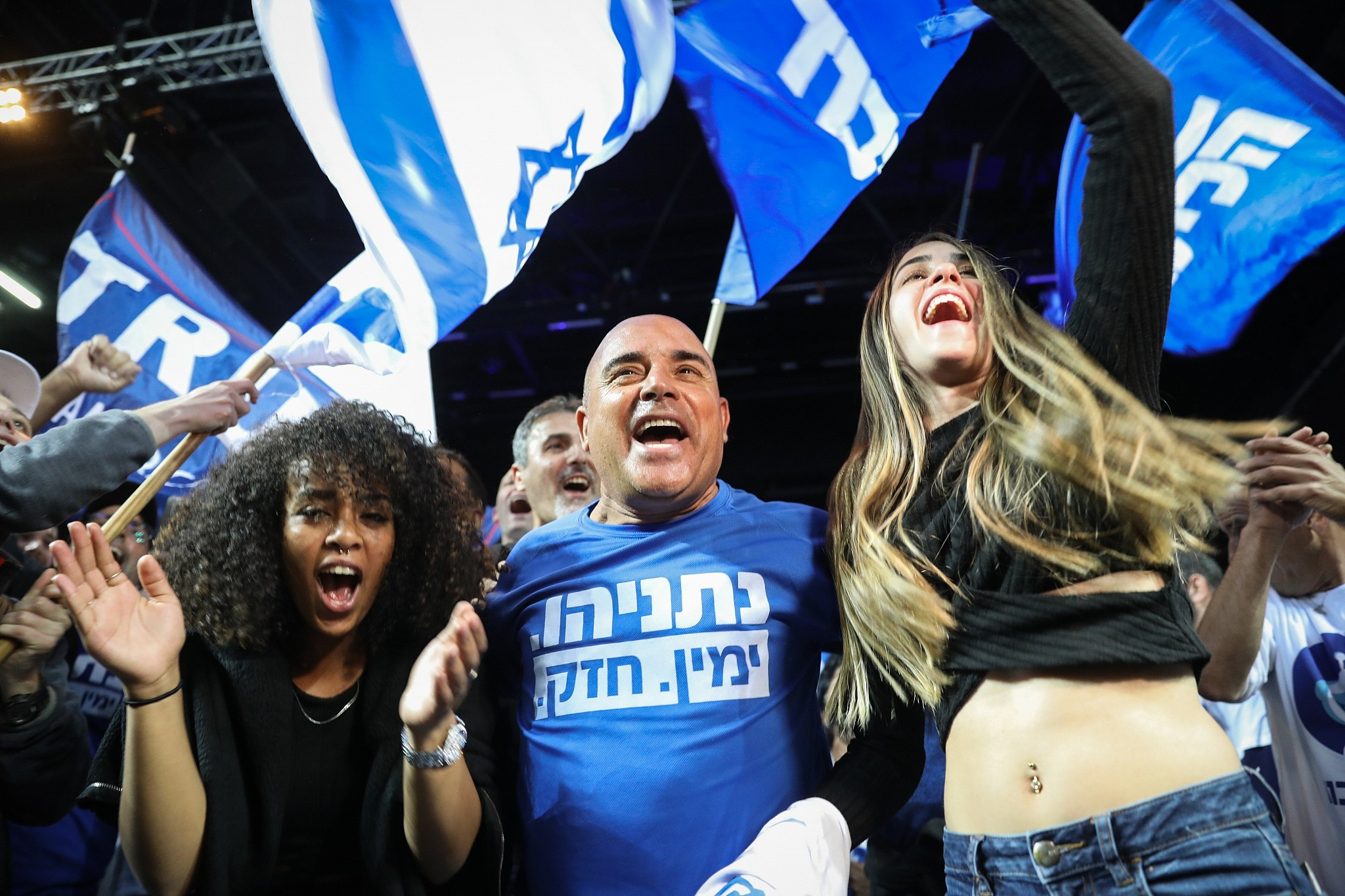 The kids are all right-wing: Why Israel's younger voters ...