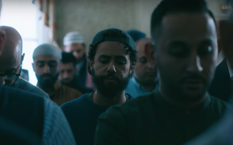 Ramy Youssef stars in 'Ramy,' the show he created now streaming on Hulu. (Screenshot from YouTube/via JTA)