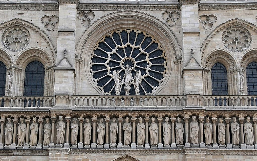 Revered as kings, reviled as beggars: Notre Dame's Jewish connection