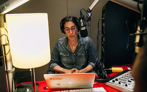 Journalist and podcaster Sarah Koenig. (Sandy Honig)