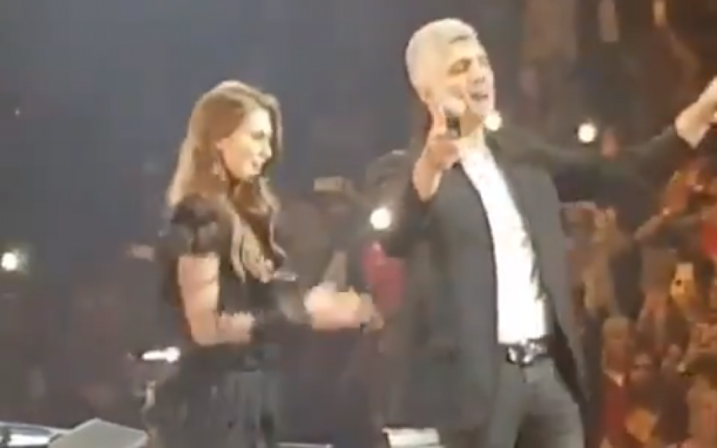 Stars of Turkish TV show brave death threats to perform in Israel