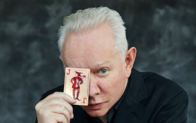 British musician Joe Jackson will perform in Israel on July 28 as part of his Four Decade tour Courtesy Joe Jackson Facebook page)