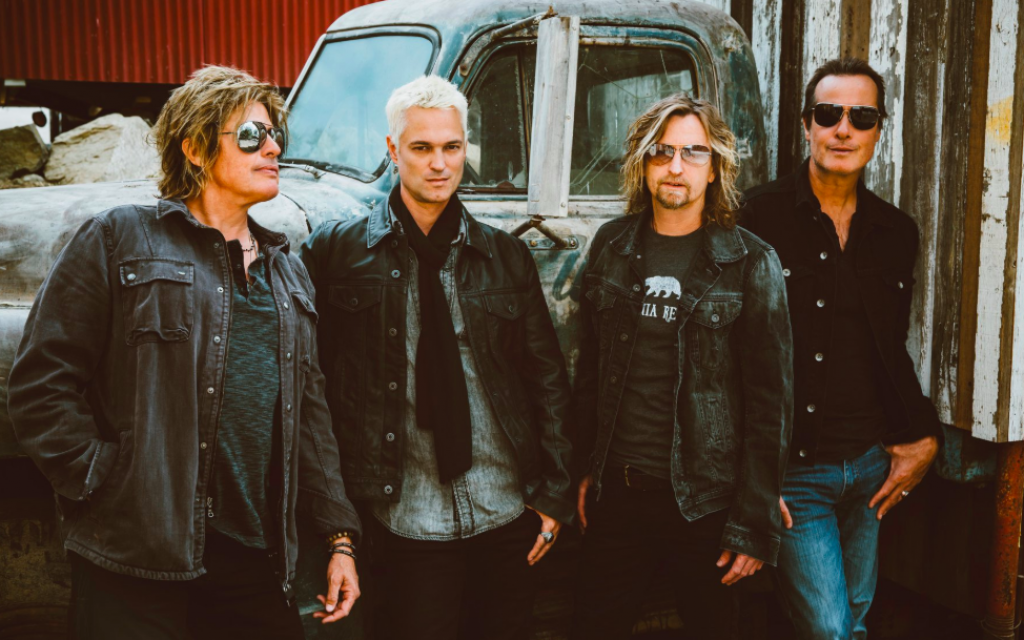 Grunge rockers Stone Temple Pilots plan July 3 concert in Israel