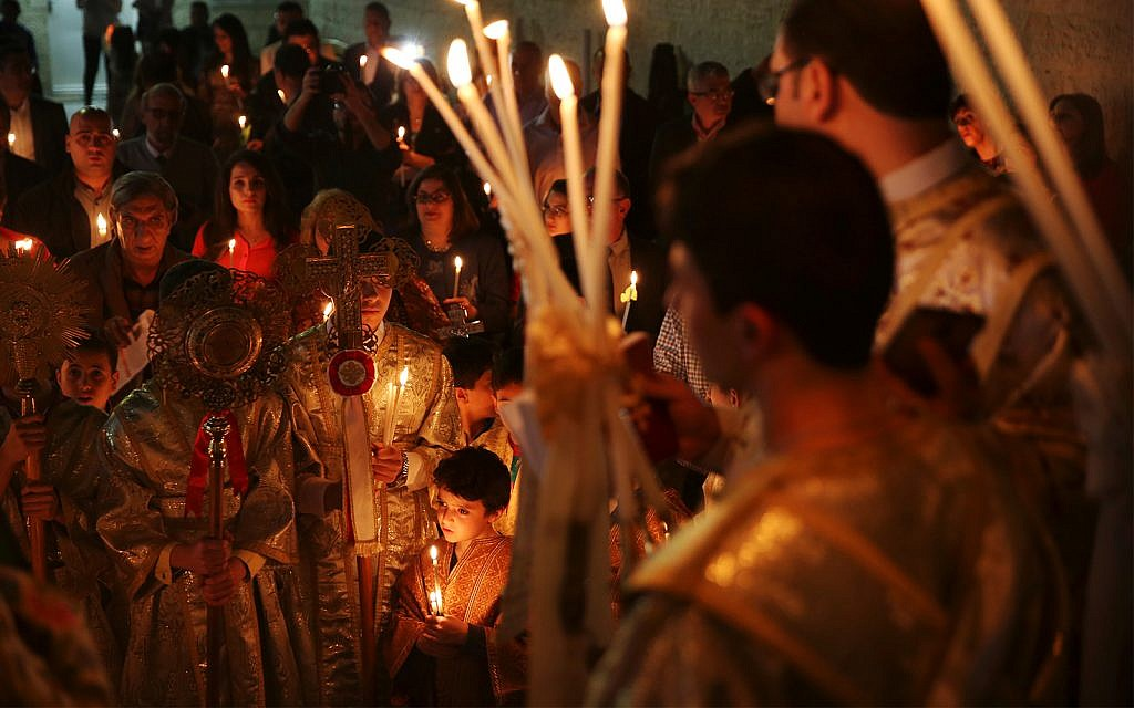 PA: 300 Gazan Christians permitted to enter Jerusalem for Easter as of Tuesday