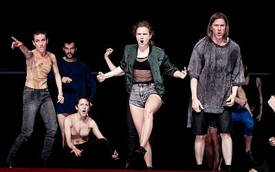 The Cullberg Ballet of Sweden will perform at the 2019 Israel Festival, May 30-June 15, 2019 (Courtesy Cullberg Ballet)