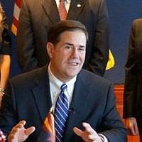 Arizona Governor Doug Ducey. (Facebook)