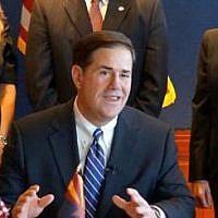 Arizona Governor Doug Ducey. (Facebook)