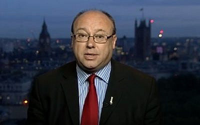 Labour MP Grahame Morris. (YouTube screenshot)