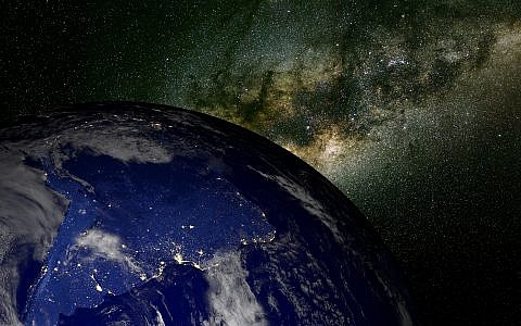 Planet Earth: how did it get its start? (iStock/MarcelC)