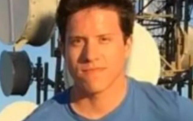 Alleged San Diego shooter John Earnest. (YouTube screenshot)